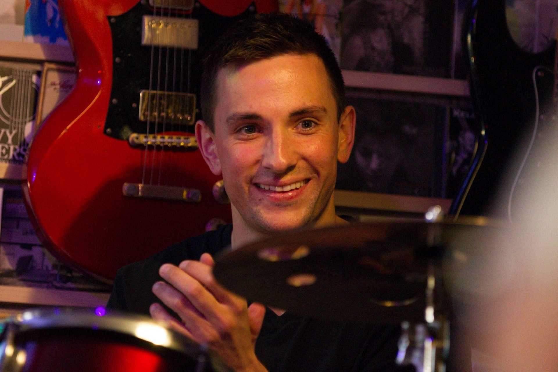 Schlagzeug: René Macheleidt