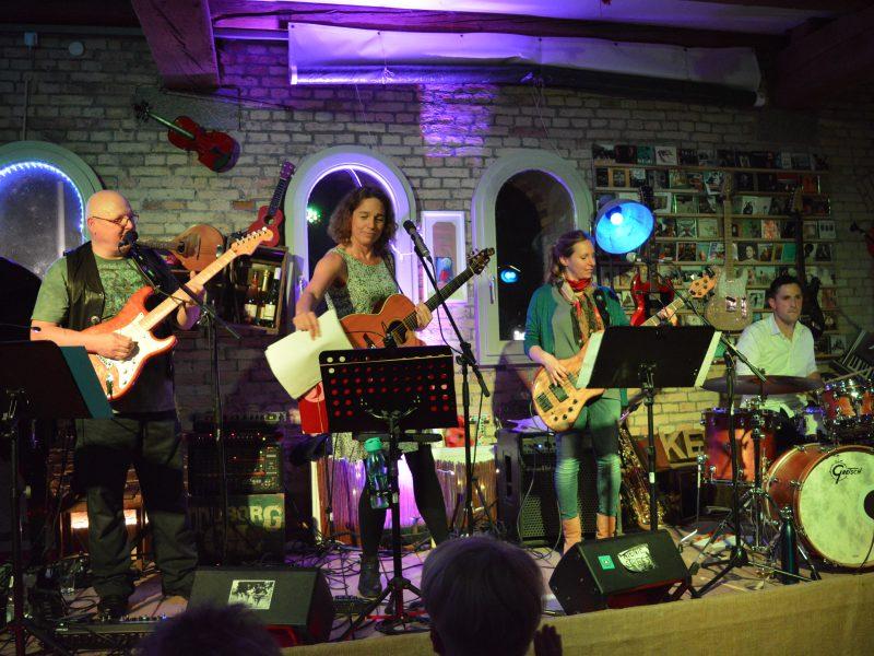 Träumen, Tanzen, Leben: Ein superschönes Konzert im Spieker